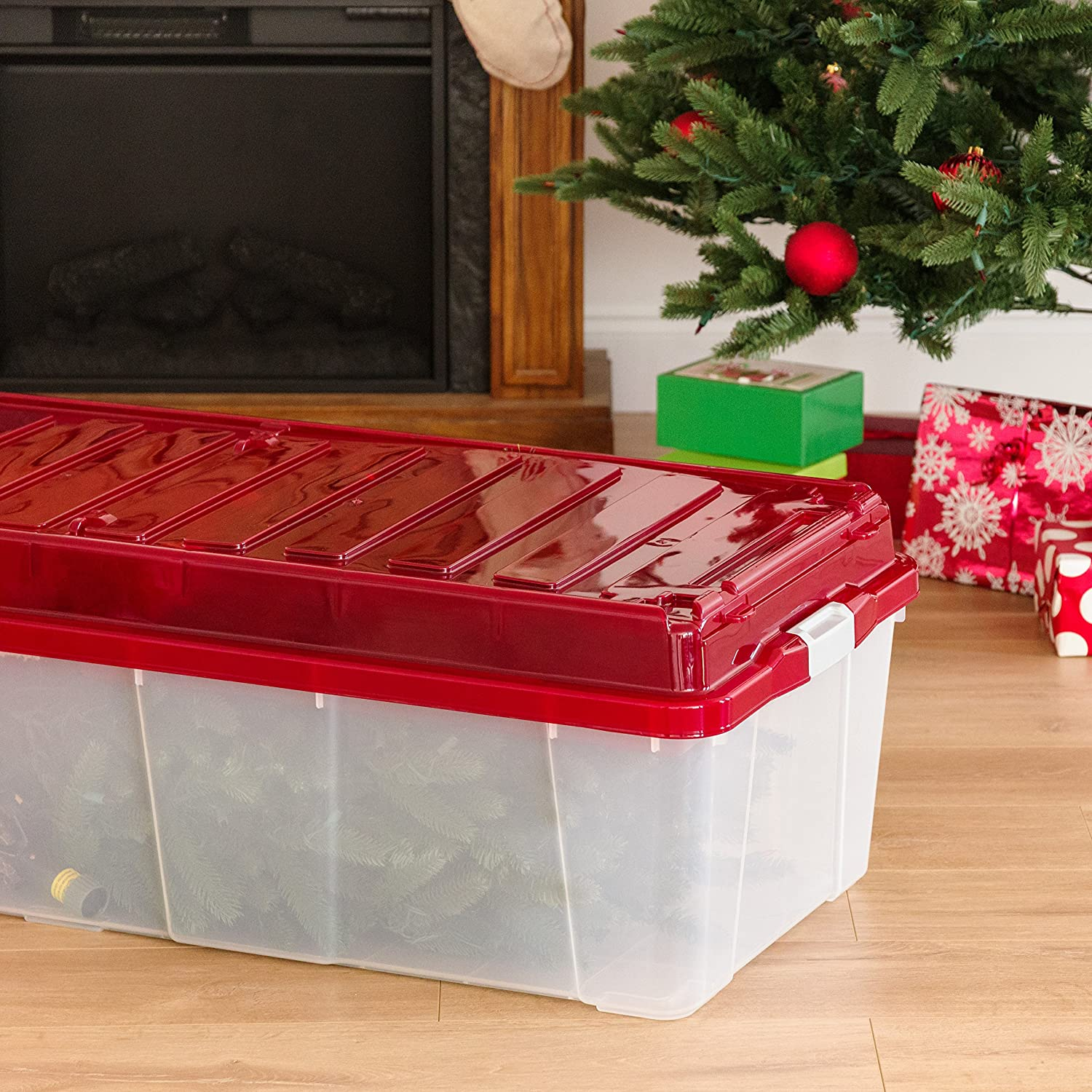 Rubbermaid Storage Container Christmas Tree Www Topsimages Com