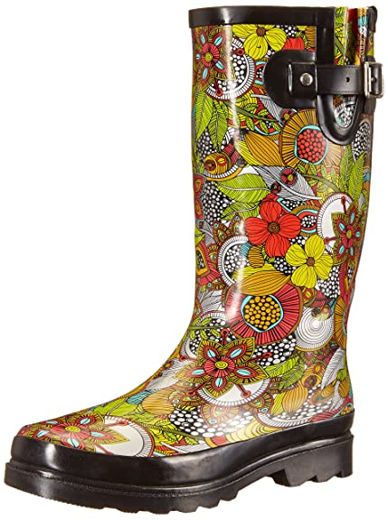 Western Chief Women's Illustrative Style Rain Boot