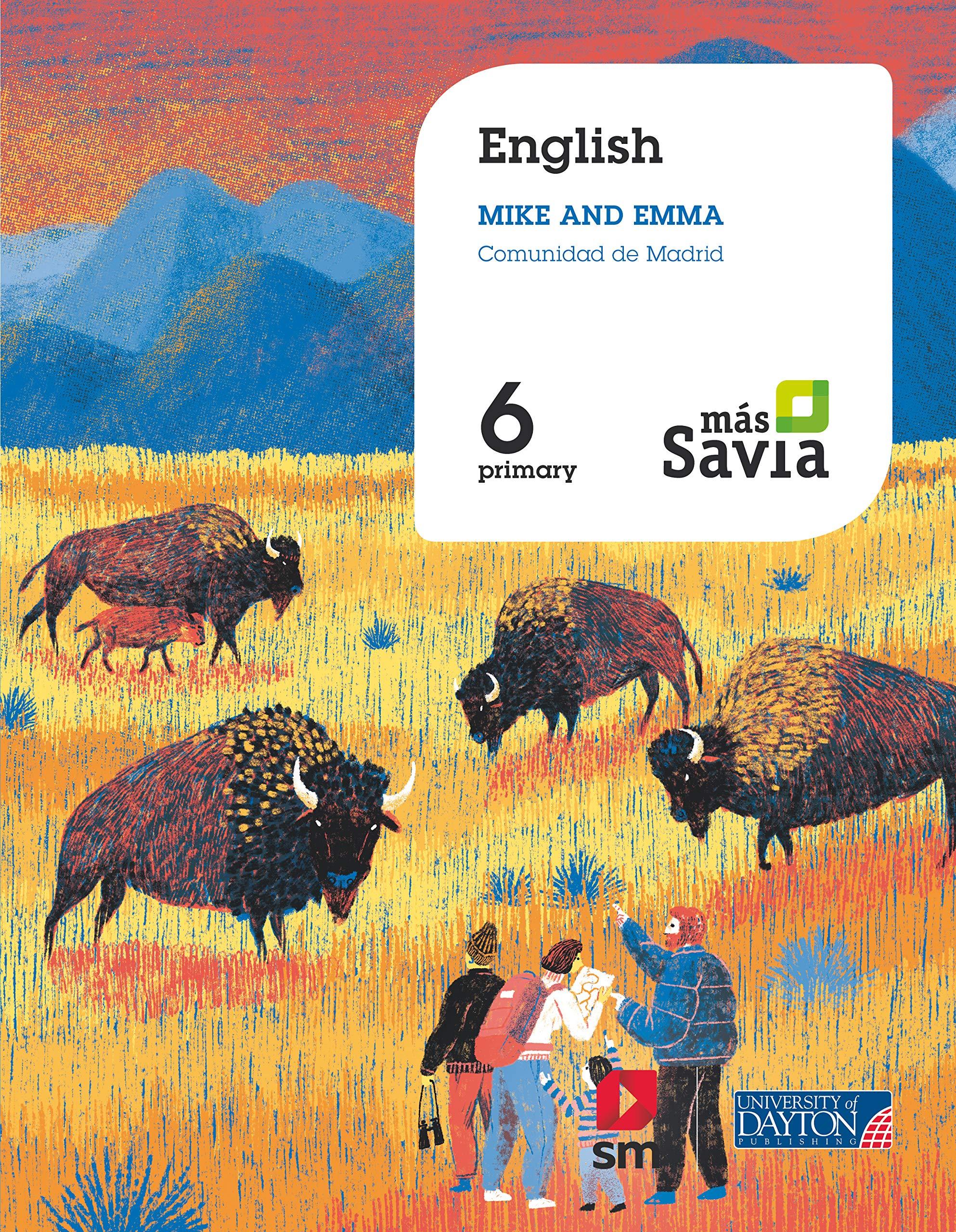 English for Plurilingual Schools. 6 Primary. Más Savia ...