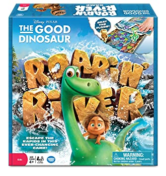 Amazoncom Good Dinosaur Roarin River Board Game Toys Games - River game