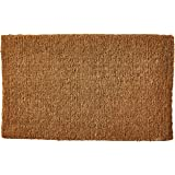 """Kempf Natural Coco Coir Doormat, 22-inch by 36-inch, 1"""" Thick Low Clearance"""