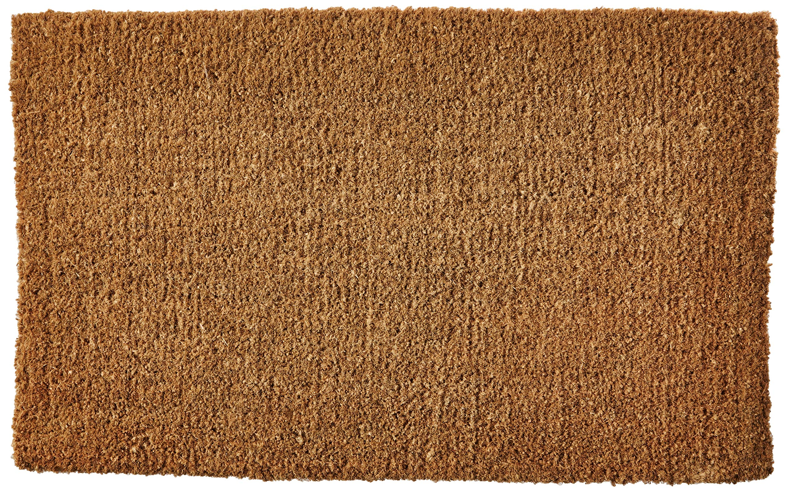 Kempf Natural Coco Coir Doormat, 22-inch by 36-inch, 1'' Thick Low