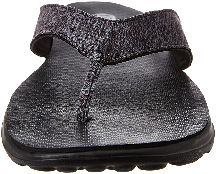 3ffac2be7f5 Skechers Women s On The On The Go Flow Flip Flops  Amazon.co.uk  Shoes    Bags