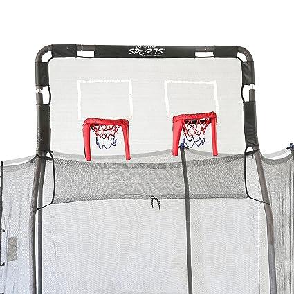 Amazon.com: Skywalker doble canasta de baloncesto para ...
