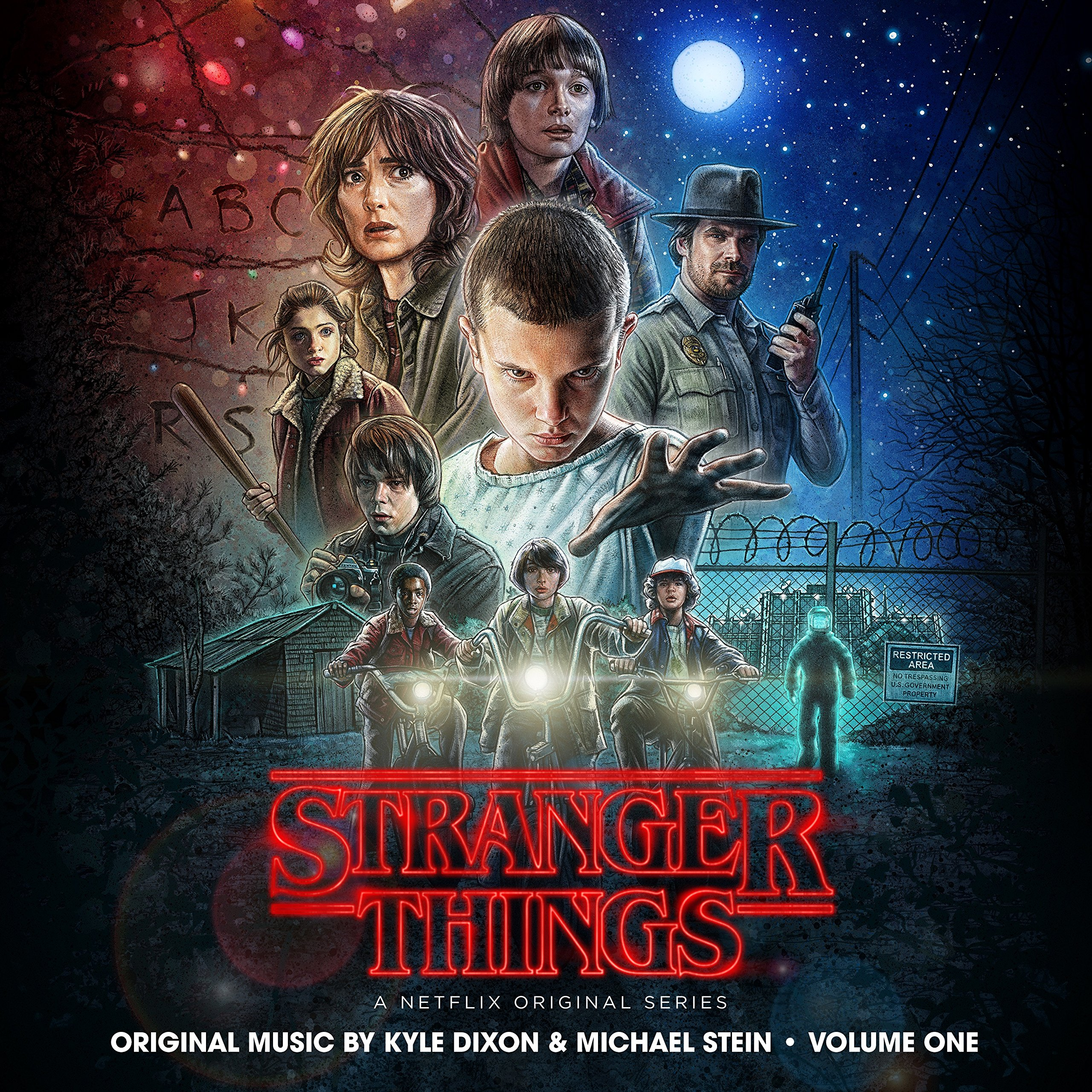 Stranger Things, Vol. 1 (A Netflix Original Series Soundtrack) by LAKESHORE/STRANGER THINGS