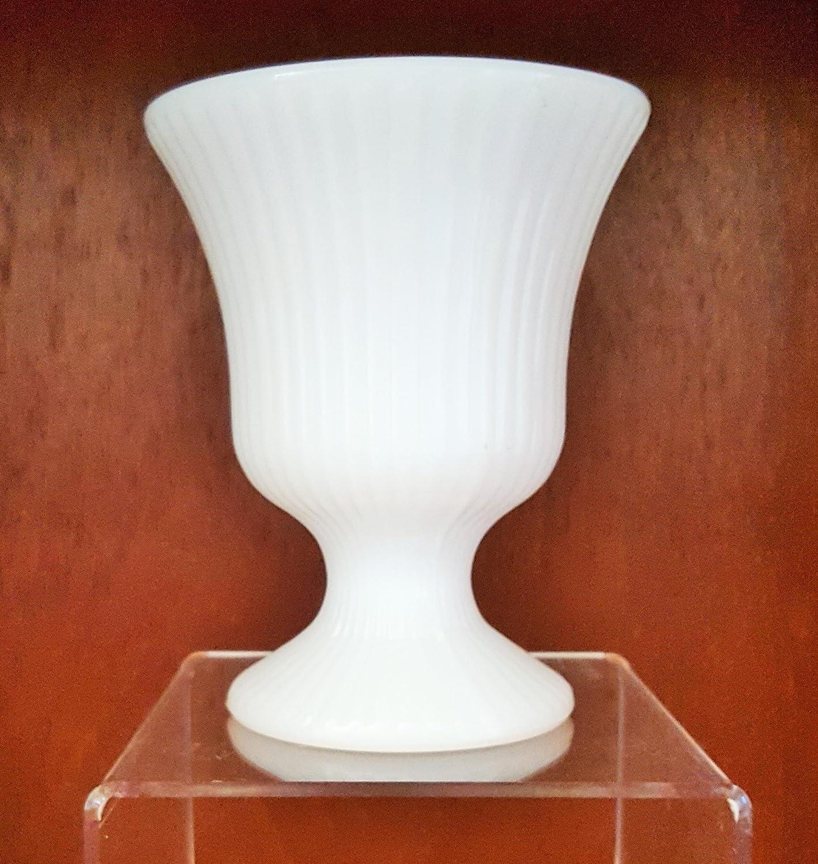 Amazon e o brody m7000 milk glass vase 5 14 inch tall home amazon e o brody m7000 milk glass vase 5 14 inch tall home kitchen reviewsmspy