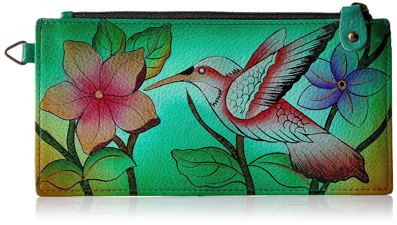 ANUSCHKA レディース  Bip-g-birds in Paradise Green B01MATIXOW