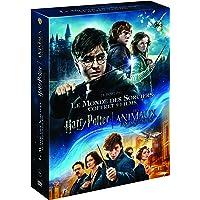 Harry Potter l'Intégrale des 8 Films + Les Animaux Fantastiques - Le monde des Sorciers de J.K. Rowling