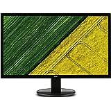 """Acer K222HQLbd - Monitor LED da 55 cm (21,5""""), VGA, DVI, tempo di reazione: 5 ms, colore: Nero"""
