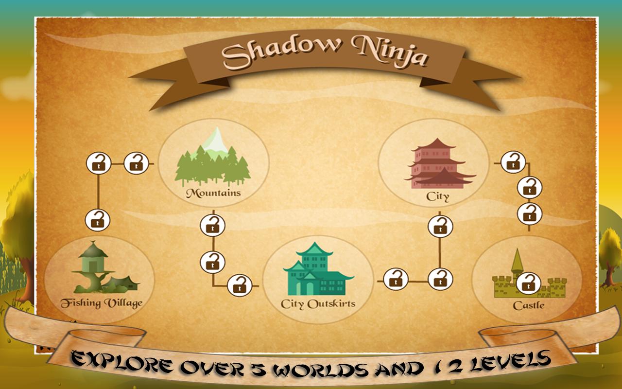 Shadow Ninja: Amazon.es: Appstore para Android
