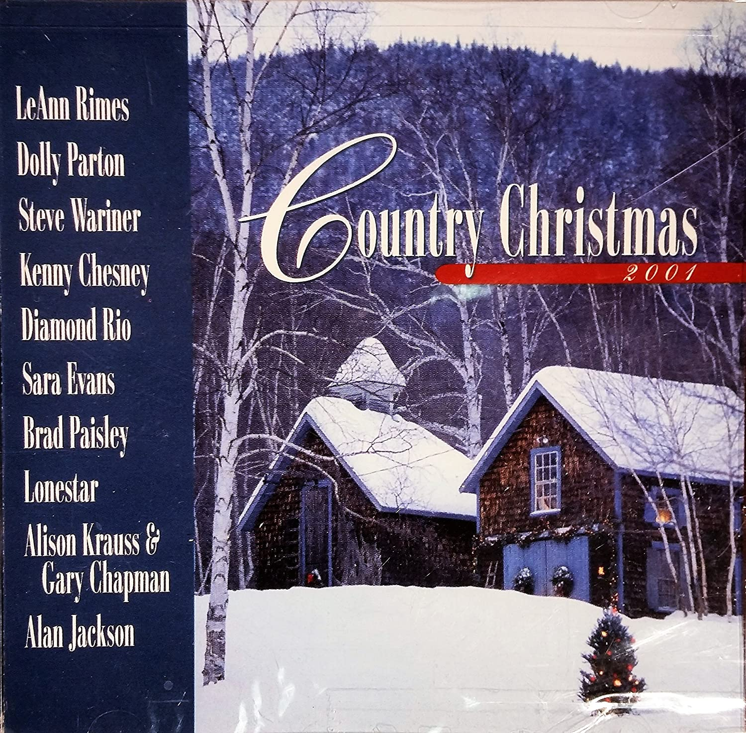 Various Artists, LeAnn Rimes, Alan Jackson, Dolly Parton, Sara Evans ...