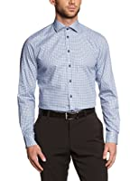 Strellson Premium Herren Businesshemd Slim Fit 11002592 Jamie