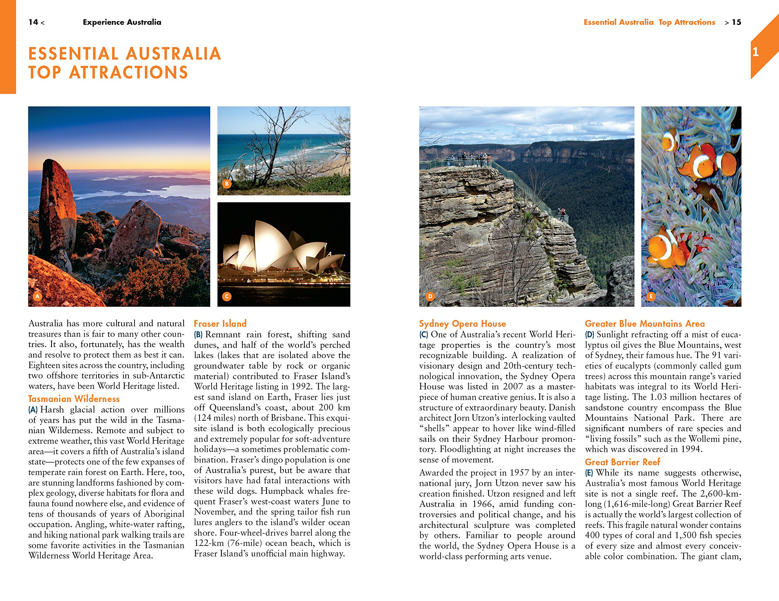 Fodor's Essential Australia (Full-color Travel Guide) - A1uV%2B1QmspL - Getting Down Under