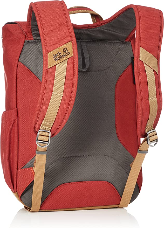 Jack Wolfskin Royal Oak Hiking Daypacks, Mexican Pepper, One