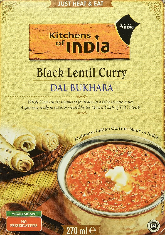 CMC Koi Dal Bukhara Black Lentils, 6er Pack (6 x 270 ml): Amazon.de ...