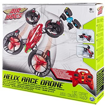 Air Hogs Helix Race Listo para Usar Motor eléctrico - helicópteros ...
