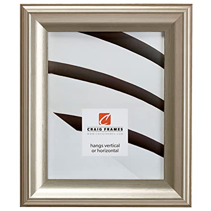Amazon Craig Frames Fire And Ice Vintage Silver Picture Frame