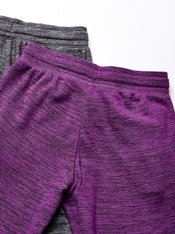 Spotted Zebra 2-Pack Cozy Knit Joggers Ni/ñas