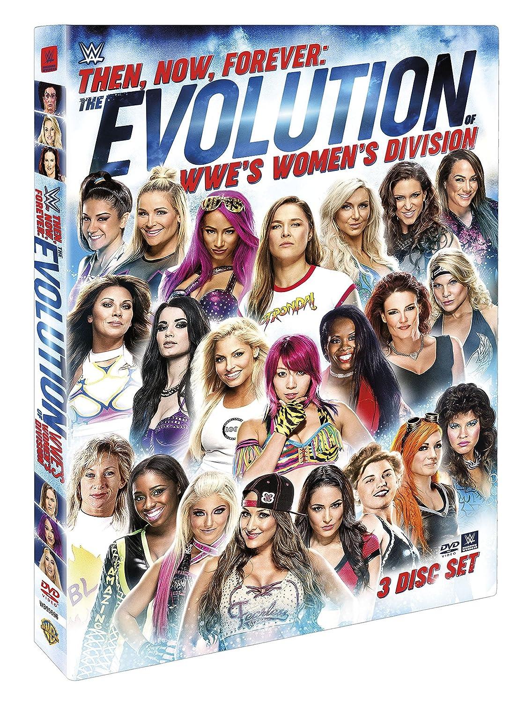 Wwe: Then Now Forever - Evolution Of WweS WomenS Edizione: Stati Uniti Italia DVD: Amazon.es: Cine y Series TV