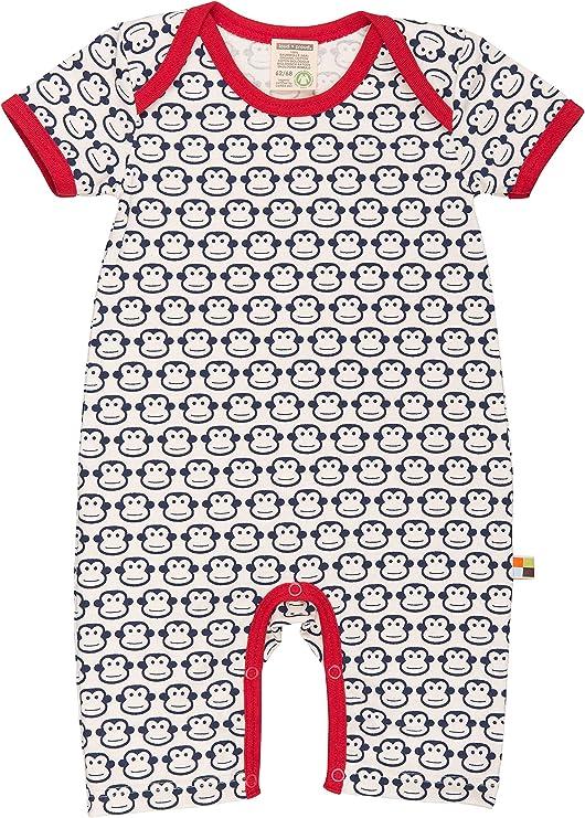 Cloud Cl 68 GOTS zertiziziert Herstellergr/ö/ße: 62//68 aus Bio Baumwolle Blau loud proud Unisex Baby Spieler mit Druck