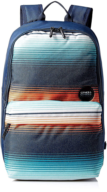 O'Neill Men's Transfer Backpack Black ONE O'Neill FA8195004