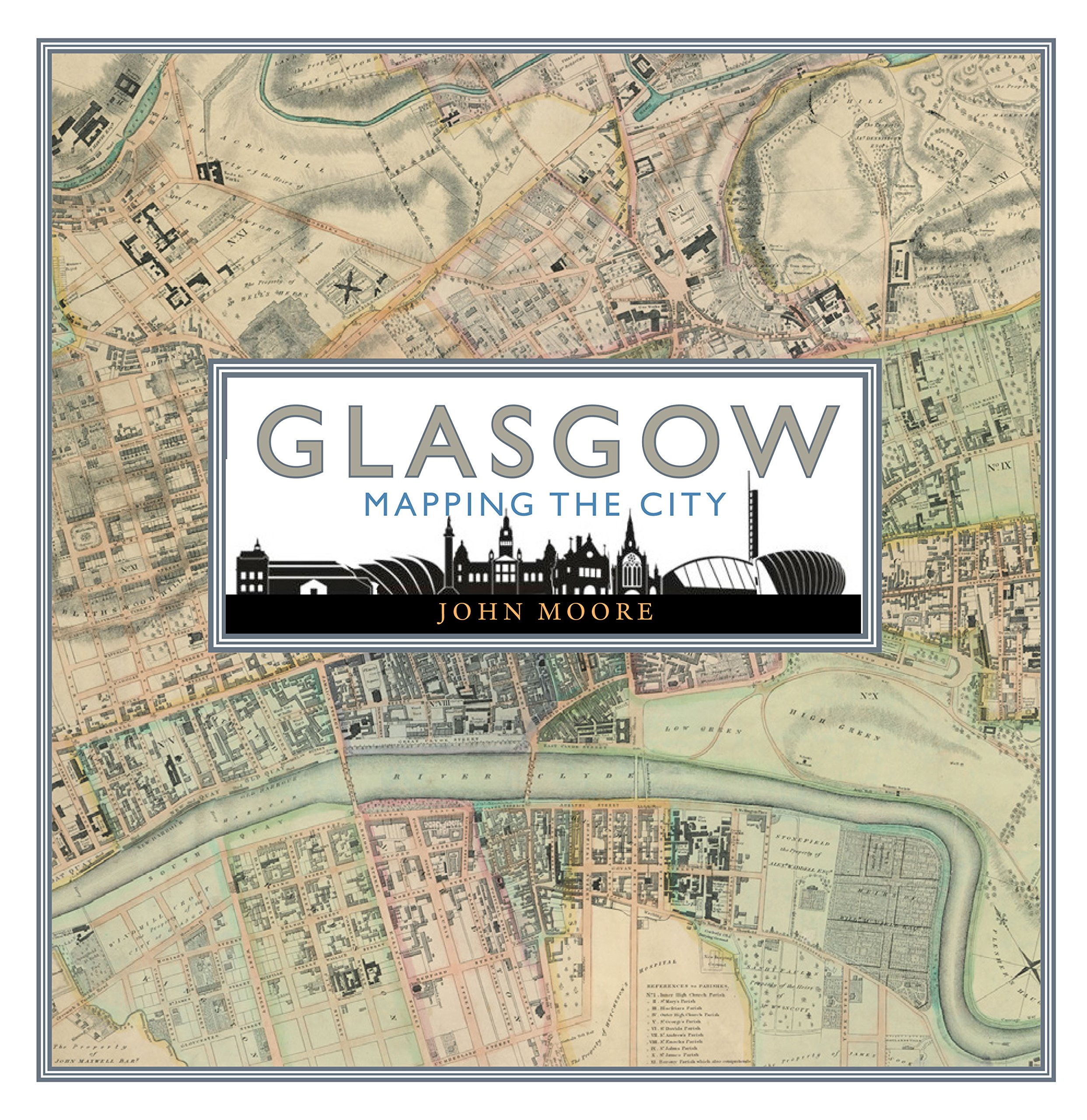 Glasgow: Mapping the City (Mapping the Cities Series): Amazon.co.uk on