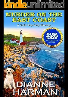 Murder On The East Coast A Cedar Bay Cozy Mystery