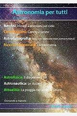 Astronomia per tutti: volume 3 (Italian Edition) Kindle Edition