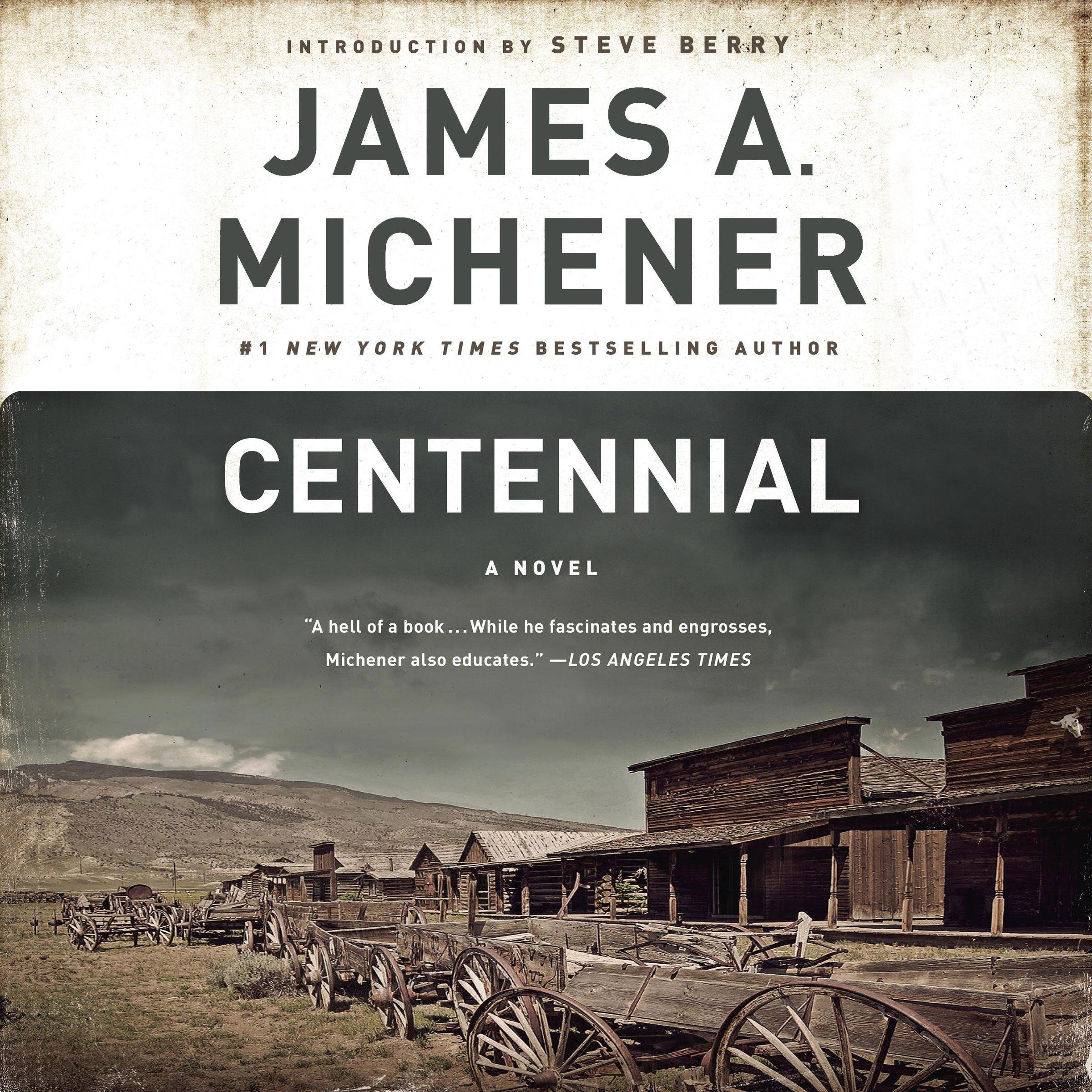 Centennial: A Novel by Random House Audio (Image #1)