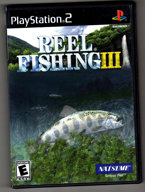 Reel Fishing III - PlayStation 2