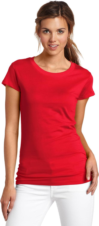 Dickies Juniors Solid Short-Sleeve Crew-Neck T-Shirt