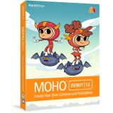 Moho Debut 12 2D Animation Software Download for Windows [Download]