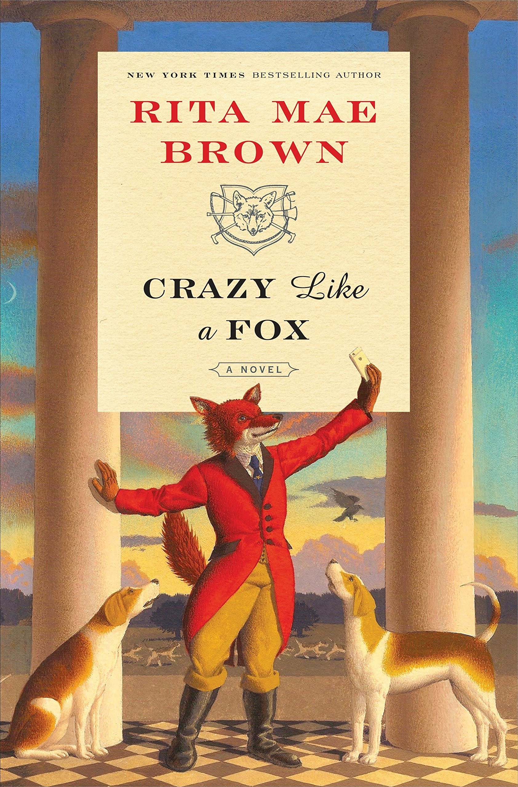 """Buy Crazy Like a Fox: A Novel (""""Sister"""" Jane) Book Online at Low Prices in  India 
