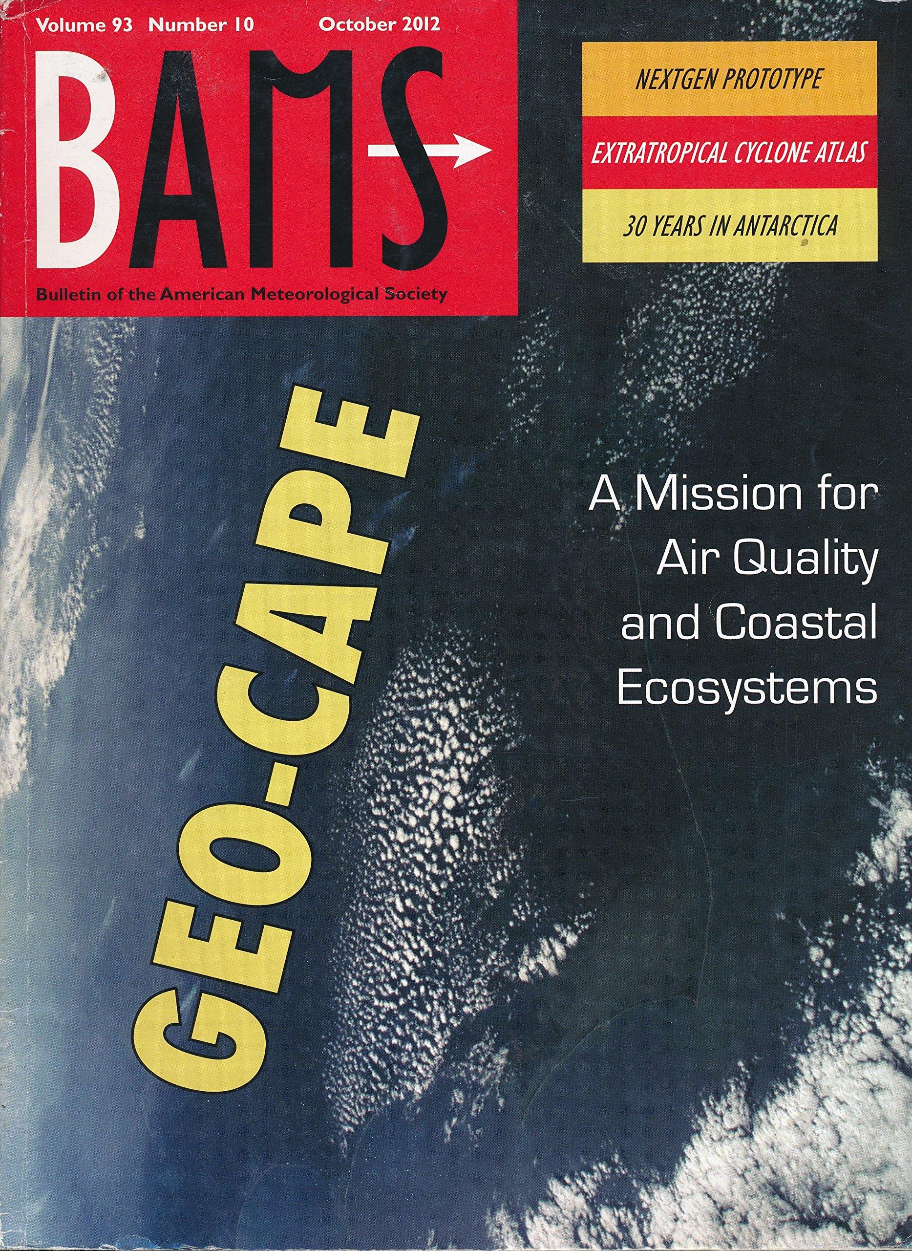 BAMS : An Extratropical Cyclone Atlas