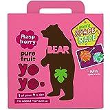 Bear Fruit Yoyos Raspberry Multipack 5 x 20g