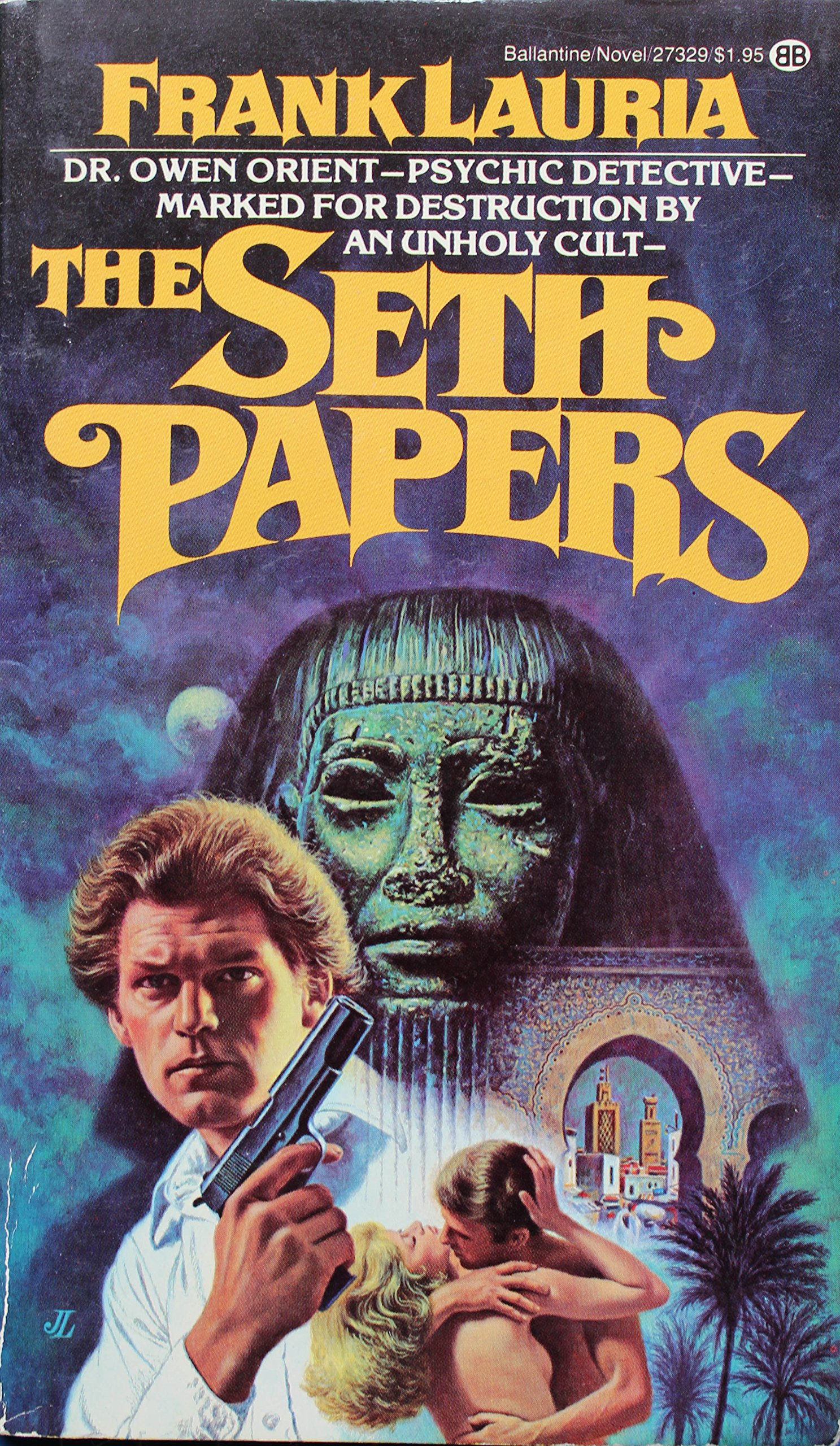 The Seth Papers, Lauria, Frank