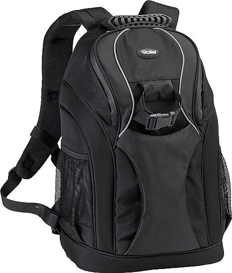 Rollei Outdoor Camera Bagpack - Mochila para cámara (45 L, de Exteriores, protección