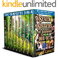 The Seven Sisters of Oakwood Boxset: A Sweet Western Family Romance