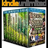 The Seven Sisters of Oakwood Boxset: A Sweet Western Family Romance