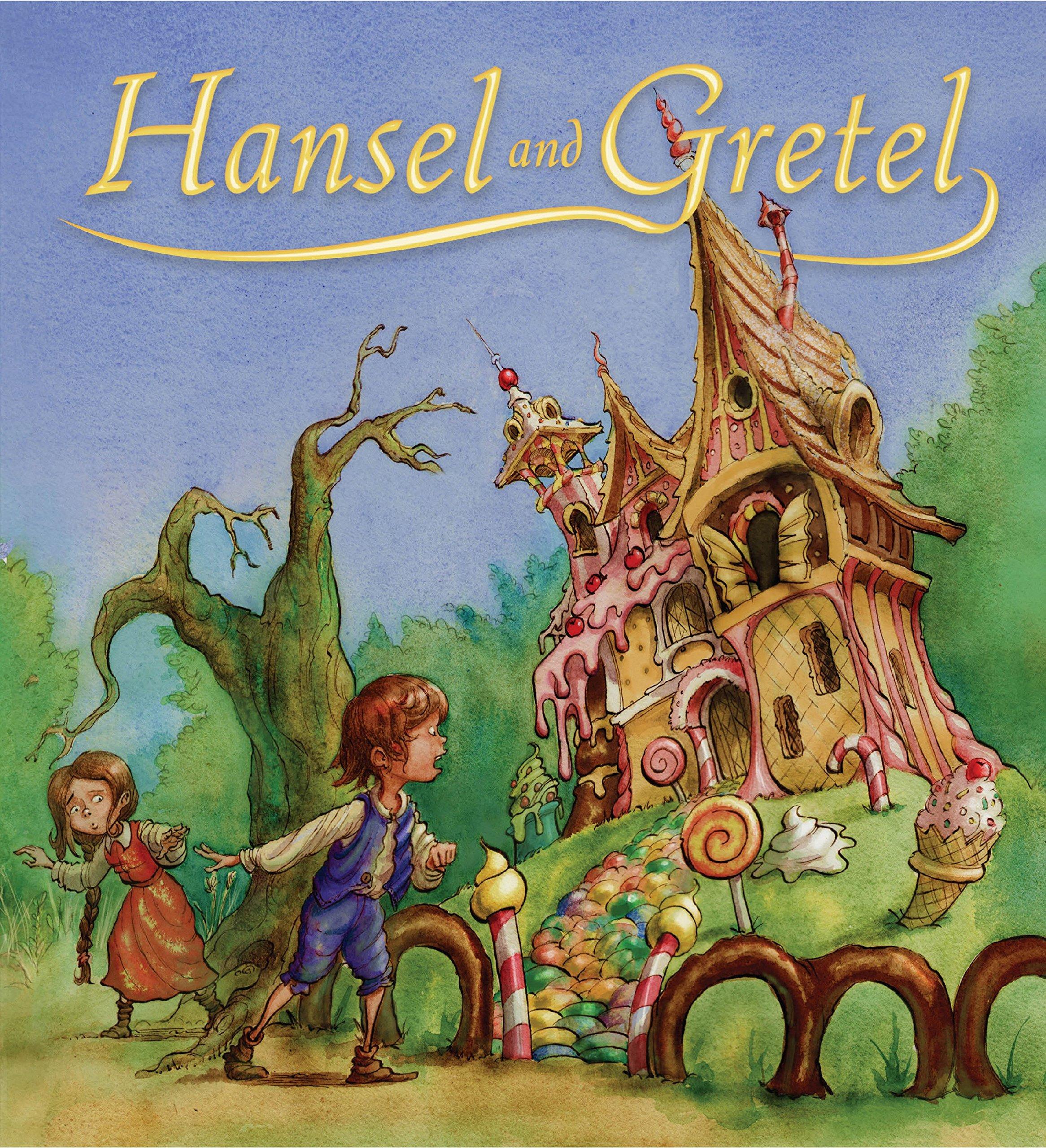 Storytime Classics: Hansel and Gretel: Amazon.co.uk: Askew, Amanda,  Catling, Andrew: 9781848354883: Books