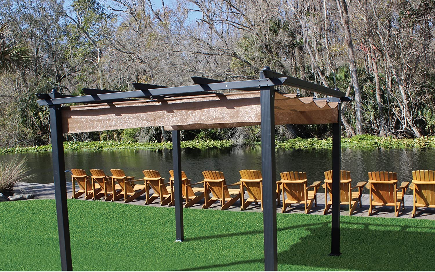 Patio Shade Pergola