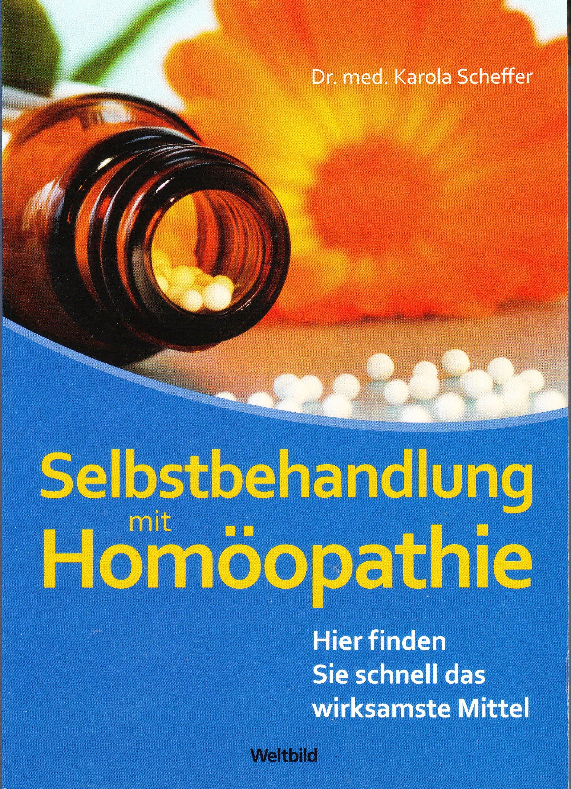 Selbstbehandlung mit Homöopathie