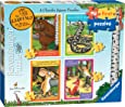 Ravensburger 7226 My First Puzzle The Gruffalo Jigsaw Puzzles - 2, 3, 4 and 5 Pieces
