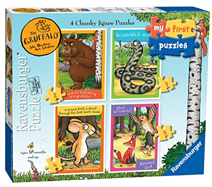 Gruffalo First Puzzles