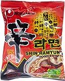 Nong Shim Instantnudeln Shin Ramyun, sehr scharf, 20er Pack (20 x 120g)