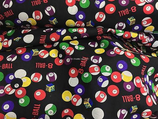 Negro algodón bola de 8 bolas de billar Casino Vegas Gambling ...
