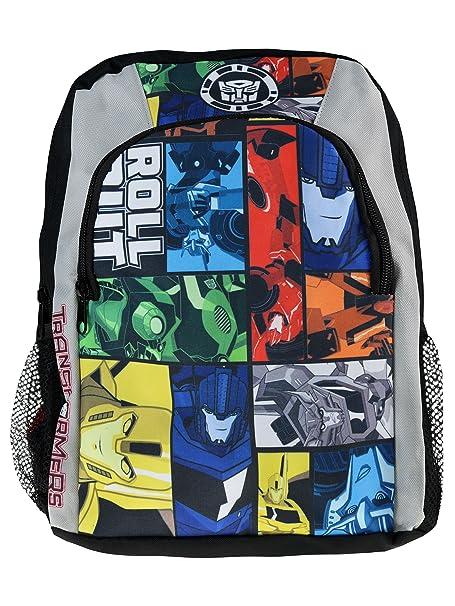 Transformers kleiner Rucksack mit Bumblebee und Optimus Prime für Jungs