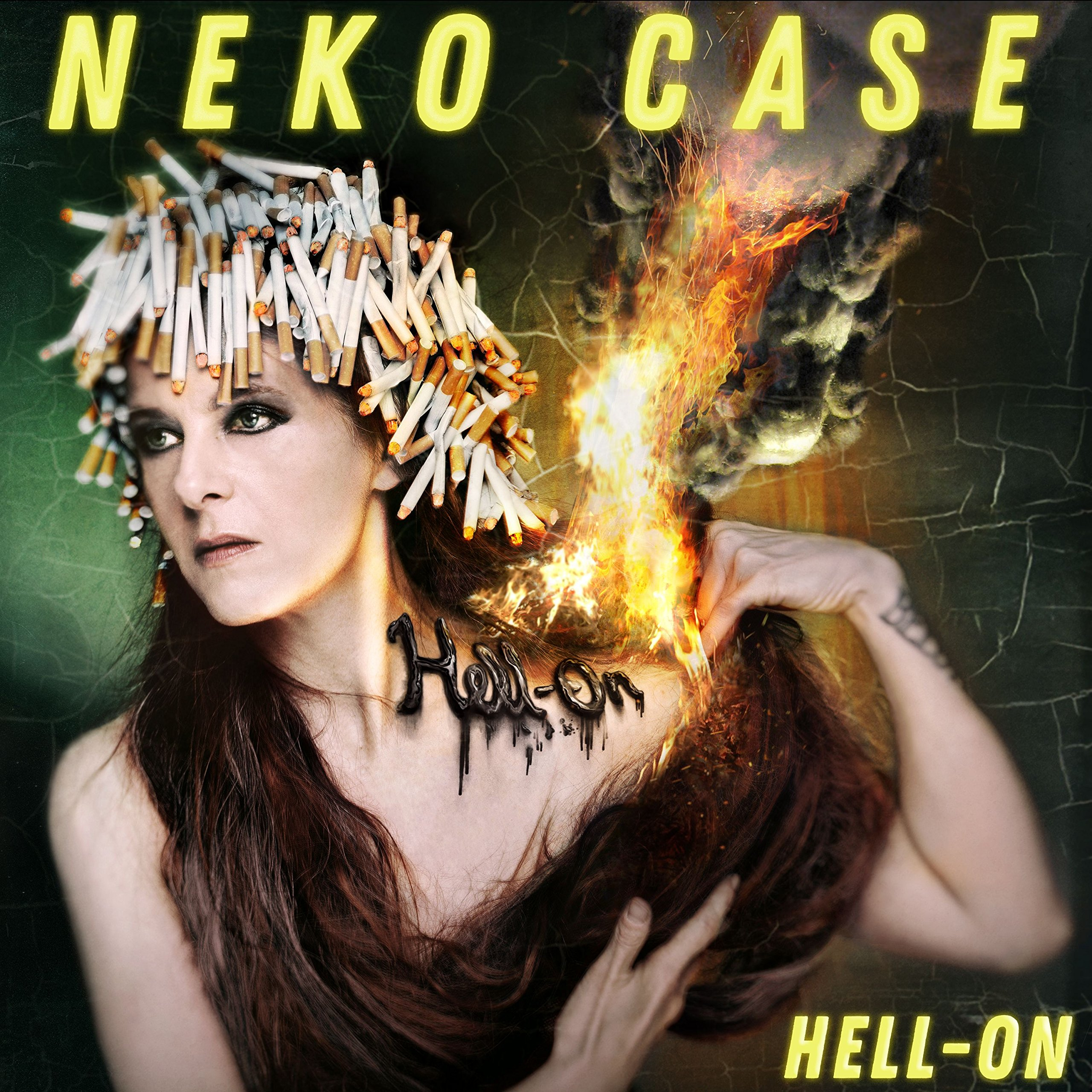 CD : Neko Case - Hell-on (CD)