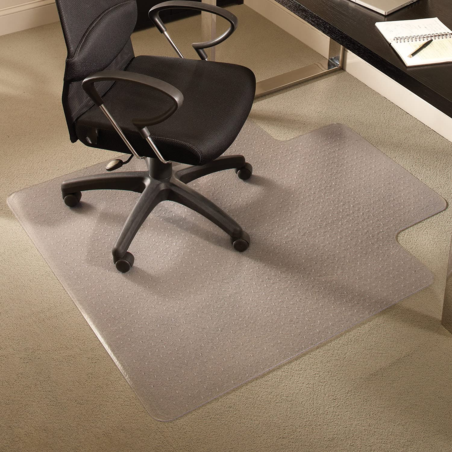 carpet fice slip of furniture mat lip desk ideas for lovely floor inspirational floors non chair