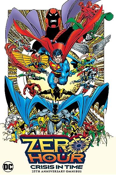 7 Vol Ordway Jerry DC Sagas Ora zero Jurgens Dan